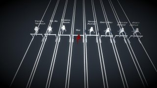 100m Hurdle Race Simulator (itch)