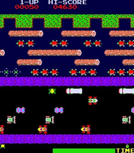 Frogger (1981)