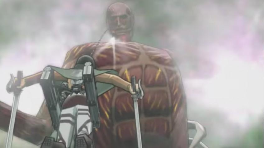 Attack on Titan 2: Future Coordinates