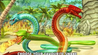Wild Anaconda Animals Hunter (itch)