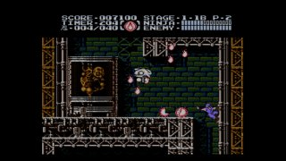 Ninja Gaiden III: The Ancient Ship of Doom (1991)