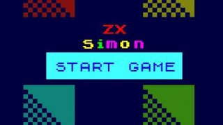 ZX Simon (itch)