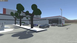 Tesla Motors Simulator (itch)