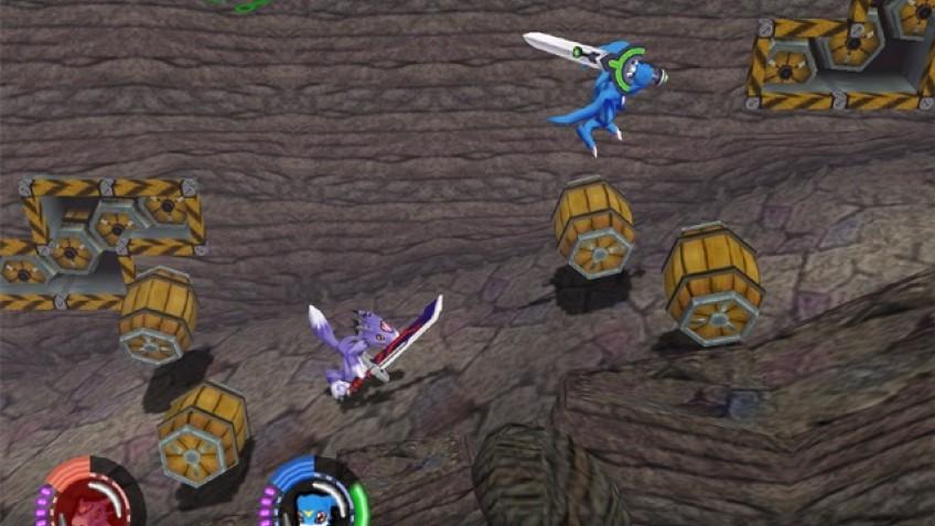 Digimon World4