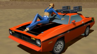 Nitro Pack for Interstate '76