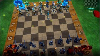 Magic Chess 3D Game