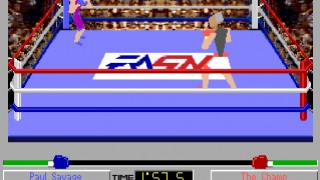 4D Sports: Boxing