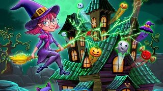 Witch Connect - Match 3 Puzzle Free Games