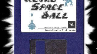 Retro Space Ball (itch)