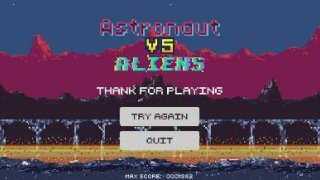 Astronaut VS Aliens (itch)