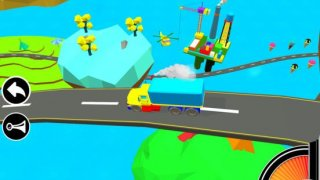 3D Toy Truck Driving Game