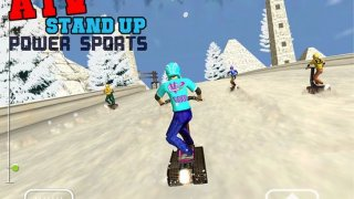 ATV STAND UP POWER SPORTS - Free 3D Racing Game