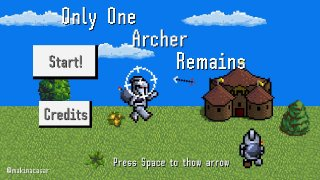 Only One Archer Remains (itch)