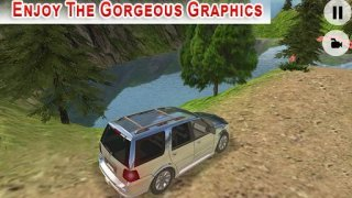 Offroad Land Cruiser Jeep Car Sim