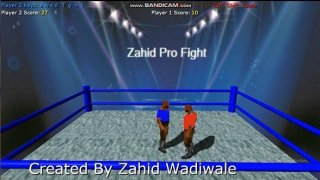 Zahid Pro Fight (itch)