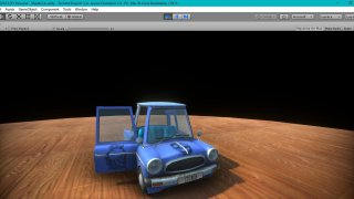 Customizable Cicada Car: Tech Art 1 Project by Jack Chambers (itch)