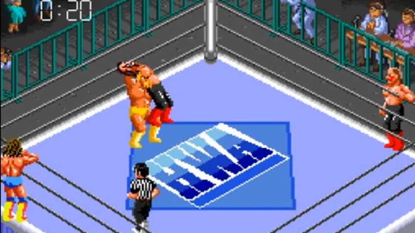 Super Fire Pro Wrestling 3 Final Bout