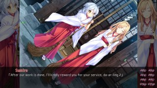Wild Romance: Mofu Mofu Edition (Windows + Android) (itch)