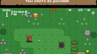 Wizard Golf RPG