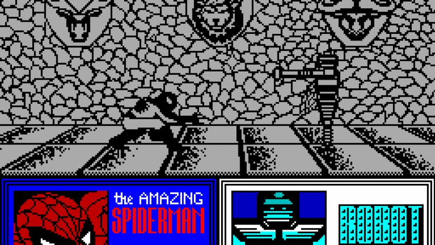 The Amazing Spider-Man & Captain America in Dr. Doom's Revenge