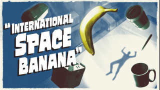 International Space Banana