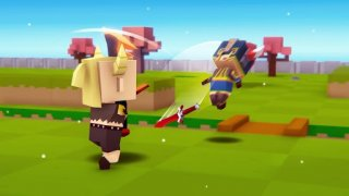 ⚔ AXES.io battle royale io games online & offline