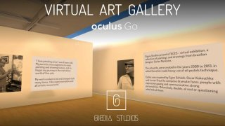 CLASSIC VIRTUAL ART GALLERY (itch)