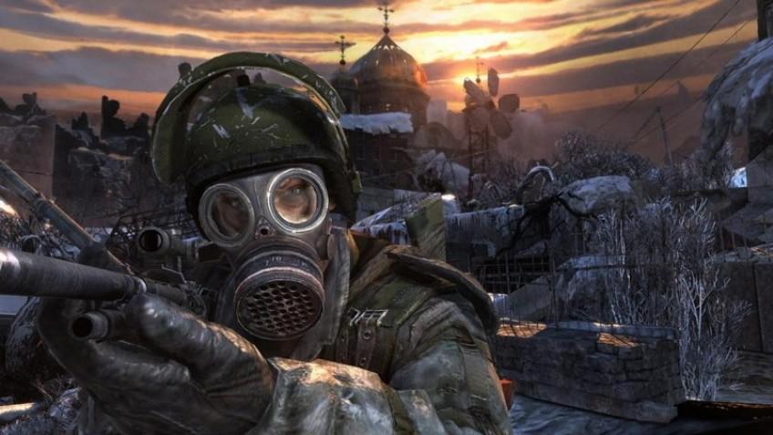 игра метро 2033 скачать бесплатно русская версия