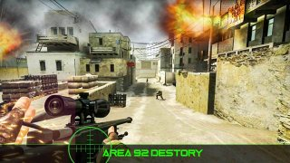 Gun Strike Modern Combat Shooting Game (itch)