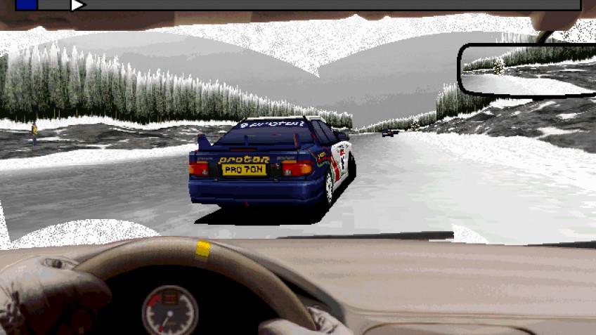 Network Q RAC Rally Championship (1996)