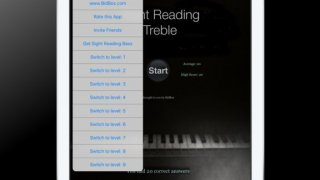 Sight Reading Treble