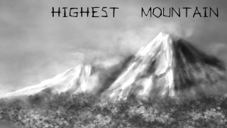 Journey To The Highest Mountain (itch)