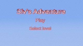 Siv's Adventure (itch)