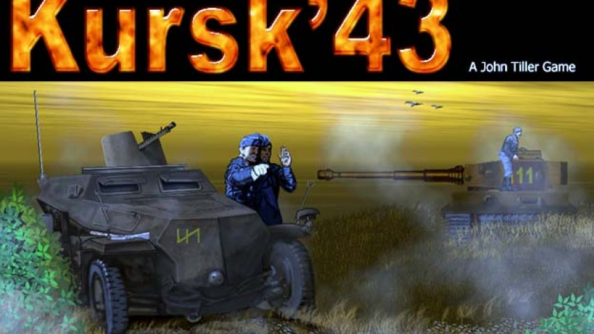 Panzer Campaigns - Kursk '43