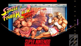 Street Fighter 2 Turbo: Hyper Fighting