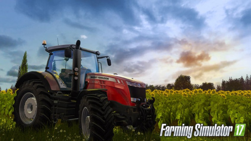Farming 2017 - The Simulation