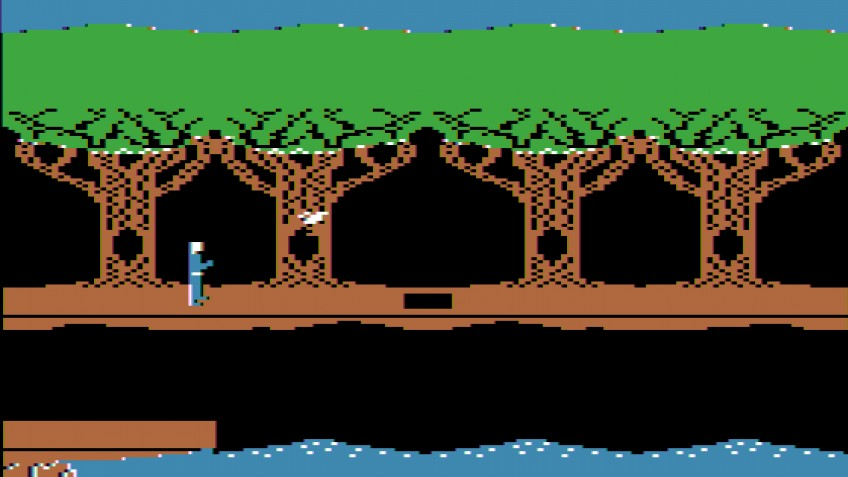Pitfall 2: Lost Caverns