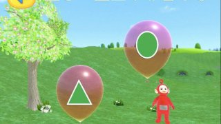 Teletubbies Balloon Pop
