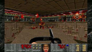DOOM II (25th anniversary)