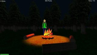 Baldi's Basics - Field Trip demo: Camping (itch)