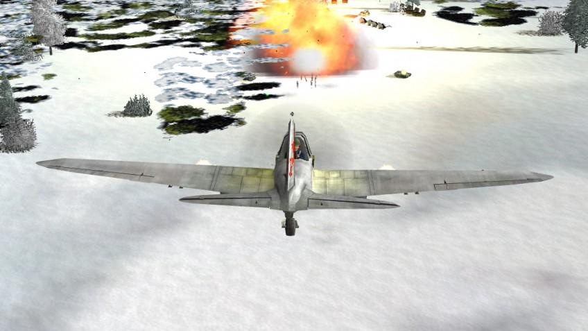 Ил-2 Штурмовик: холодное небо Заполярья