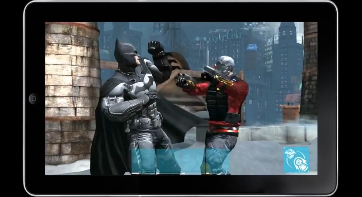 Batman: Arkham Origins Mobile