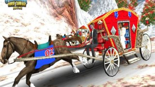 Cinderella Horse Cart Racing