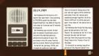 Dissonance: An Interactive Novelette