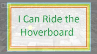 I Can Ride the Hoverboard (itch)