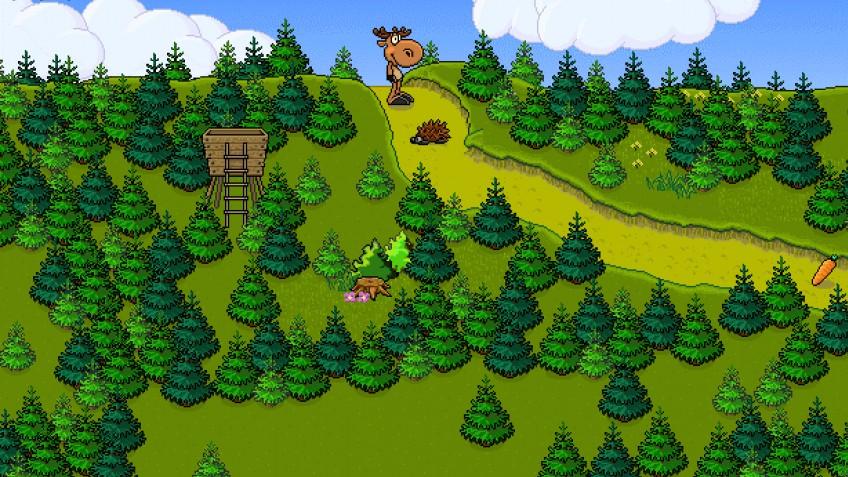 Melker The Elk Hunt