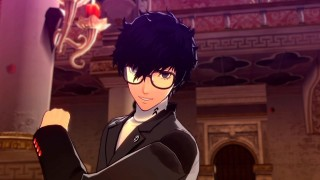 Persona 5: Dancing in Starlight