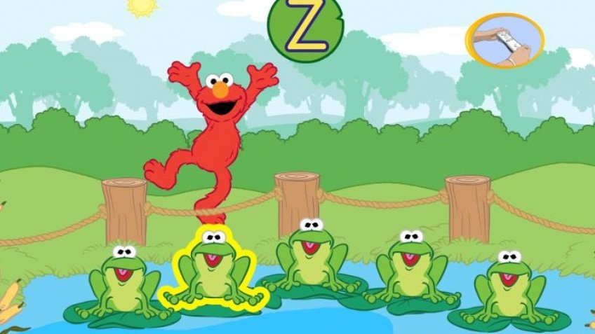 Sesame Street: Elmo's A-to-Zoo Adventure