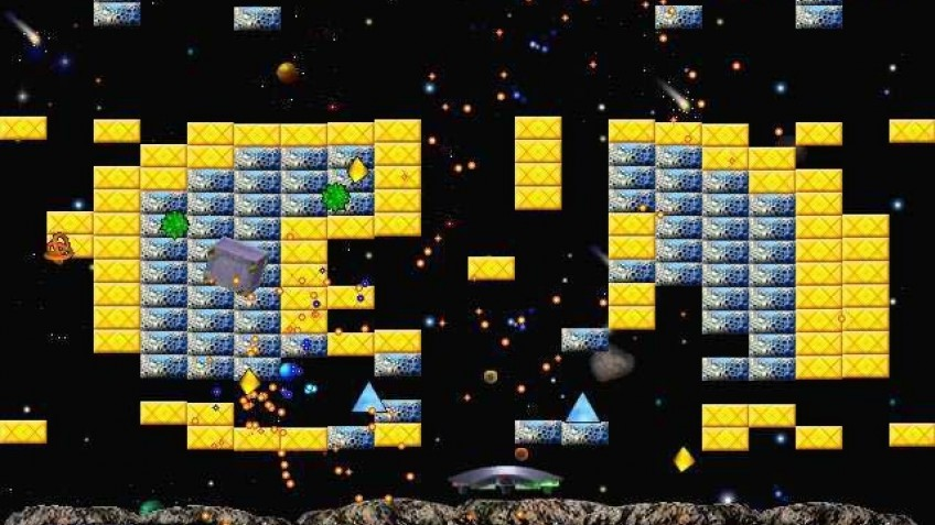 Arkanoid: The Virtual Isles