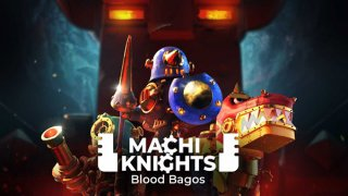 MachiKnights Blood Bagos